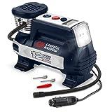 Powerhouse Digital Inflator, Portable Compressor, Auto Shut-Off, 12V 100 PSI & Safety Light (Campbell Hausfeld AF011400) (Tamaño: Digital 12 Volt)