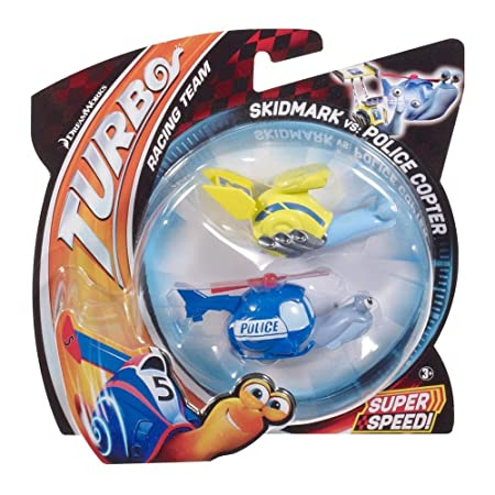 Figurine Turbo PK #8 Mattel Y5774