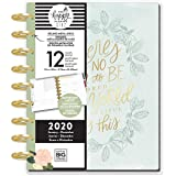 me & my BIG ideas The Happy Planner - Homebody World Theme - January 2020 to December 2020 - Dashboard Layout - Weekly & Monthly Disc-Bound Pages - Scrapbook - Classic Size (Color: Homebody World, Jan - Dec 2020)