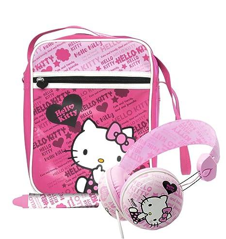 Ingo - HEA025Z - Jeu Électronique - Pack Accessoires Tablette - Hello Kitty