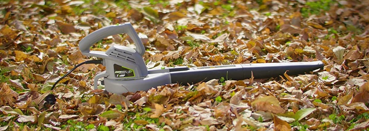 Earthwise BLR20070 7-Amp Corded Electric Leaf Blower