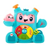 Fisher-Price Dance & Groove Rockit (Color: Multicolor, Tamaño: n.a.)