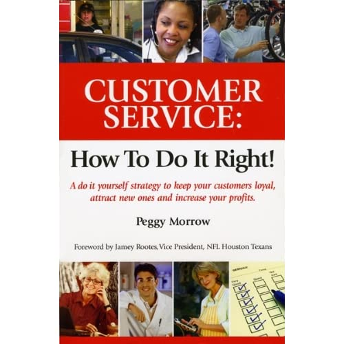 how to do customer service
