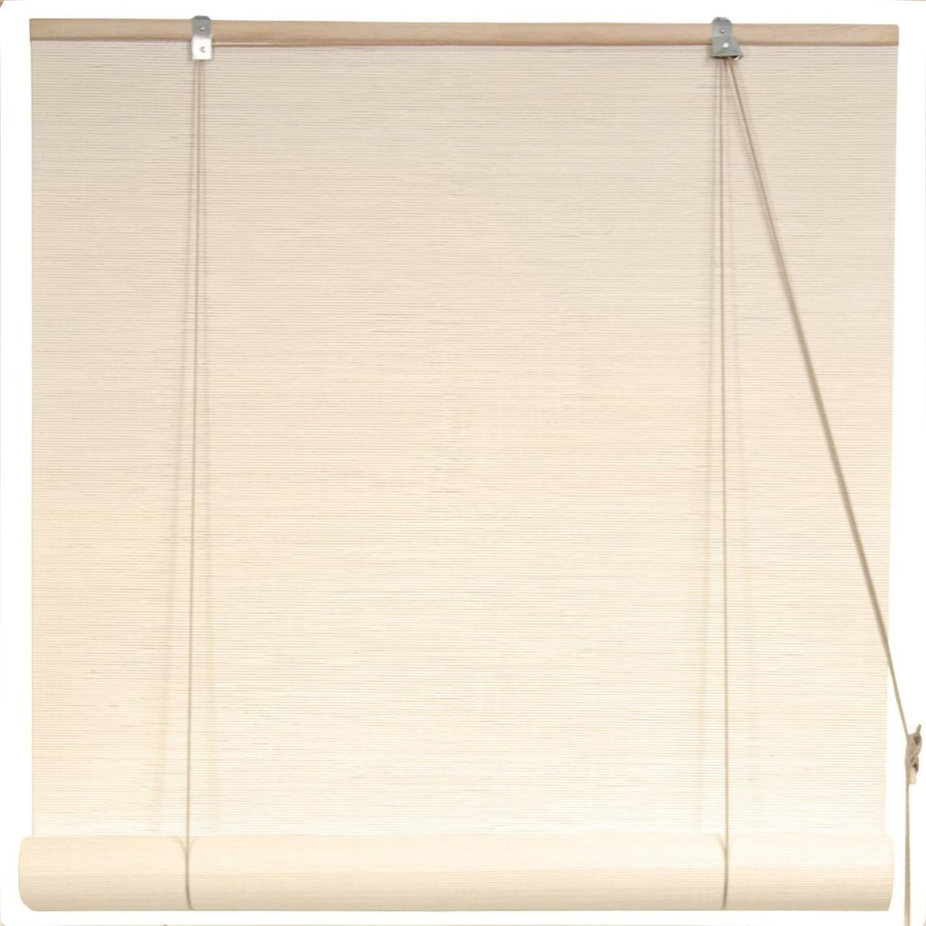 Paper Bamboo Blinds Cream Bamboo Blinds 36