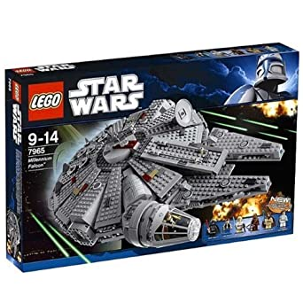 Amazon - LEGO Star Wars Millennium Falcon 7965 - $103.19