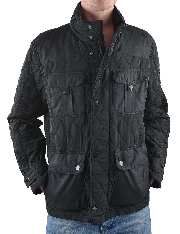 Calamar Steppjacke Jacke schwarz jetzt bestellen