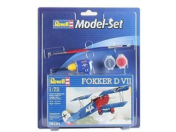 Revell - 64194 - Maquette - Model Set - Fokker D VII