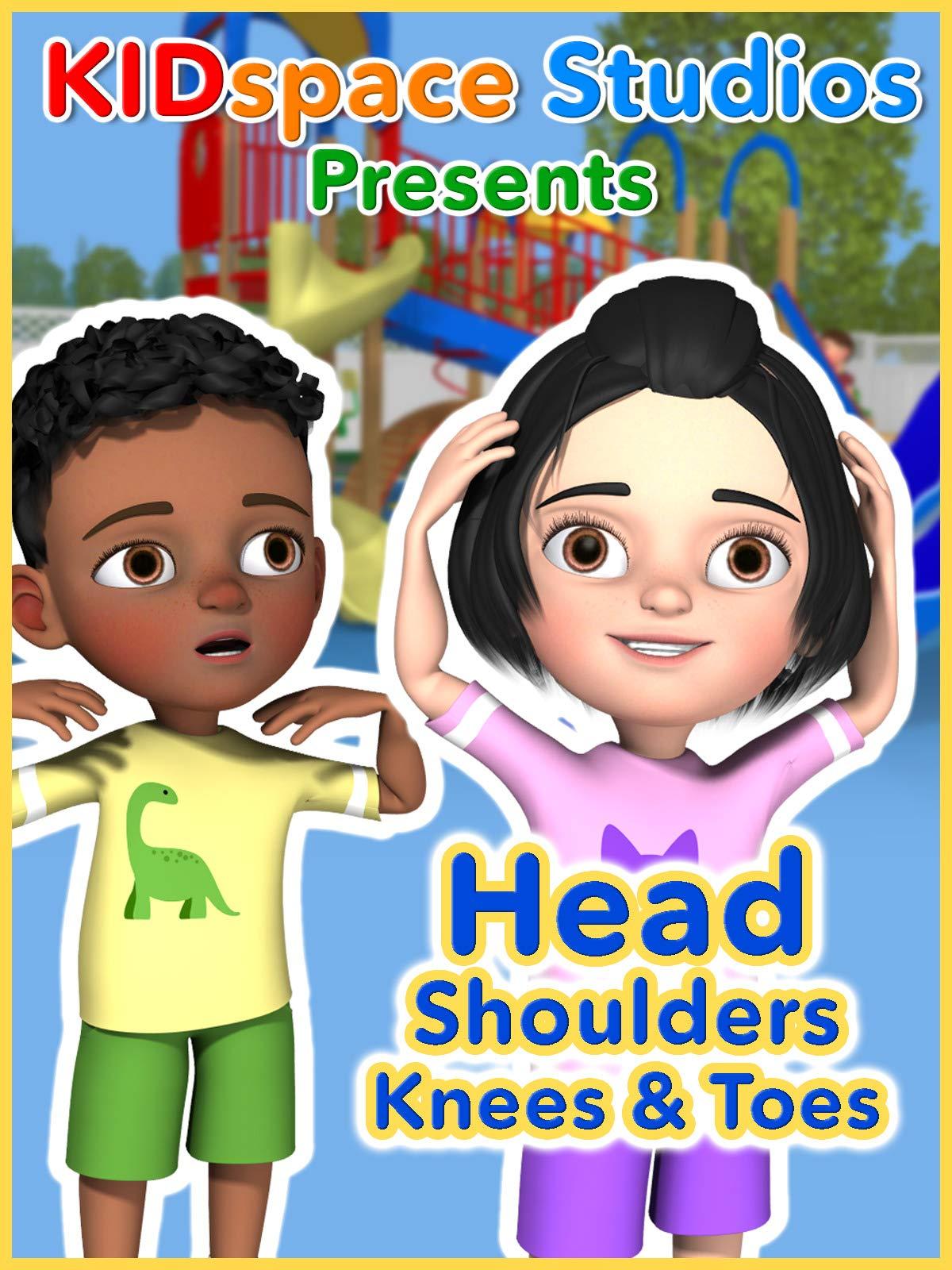 KIDspace Studios Presents: Head Shoulders Knees and Toes