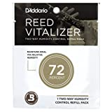 Rico Reed Vitalizer Humidity Control - Single Refill Pack, 72% Humidity