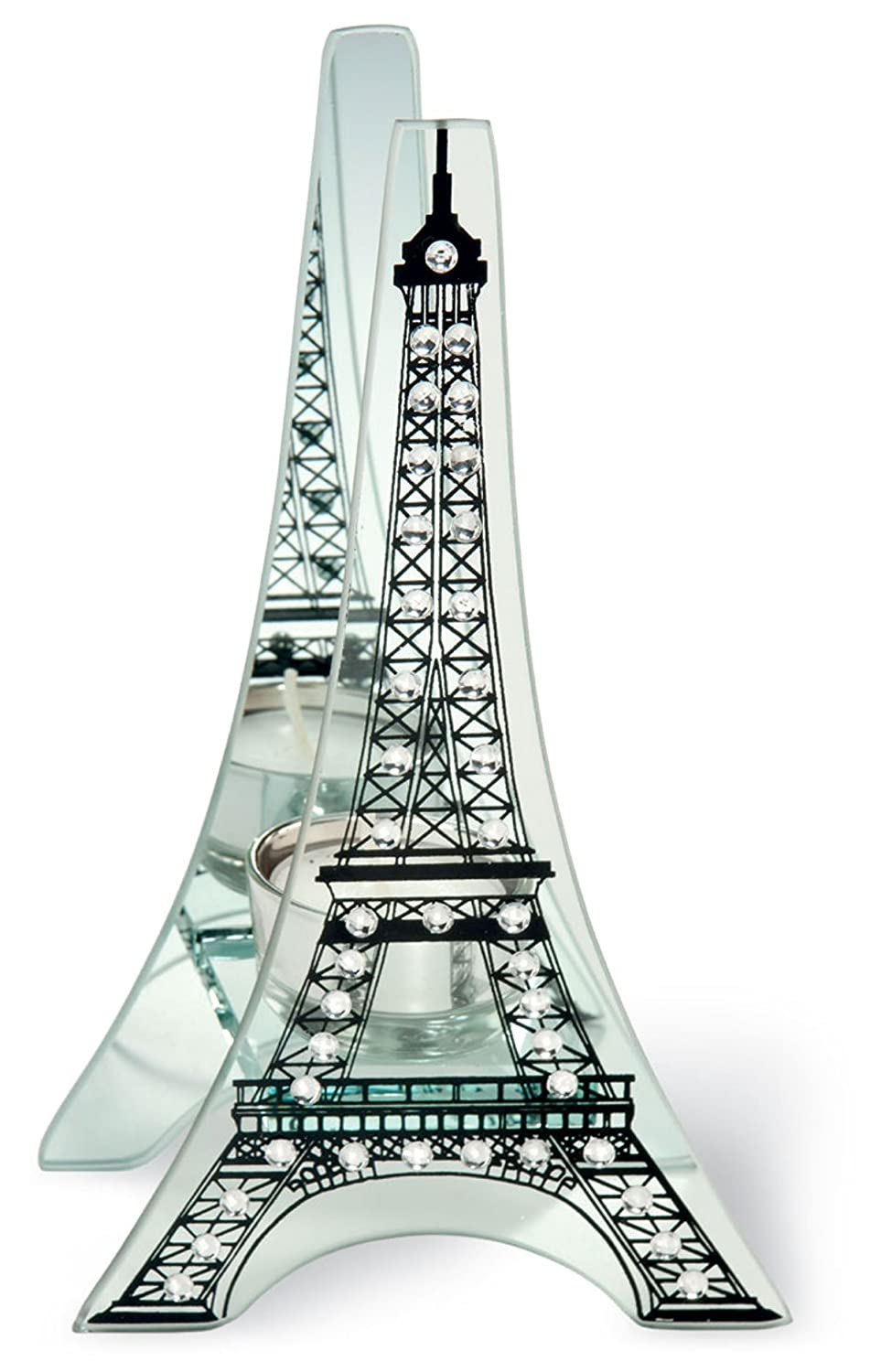 Eiffel Tower Single Tealight Holder