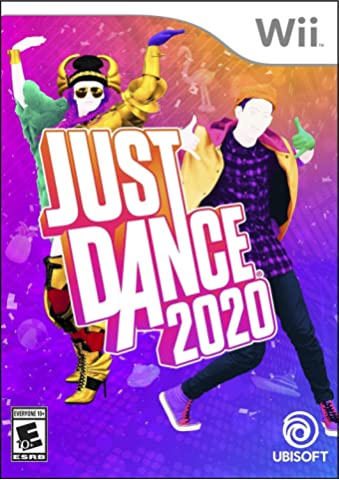 Check Out Just Dance 2020Products On Amazon!