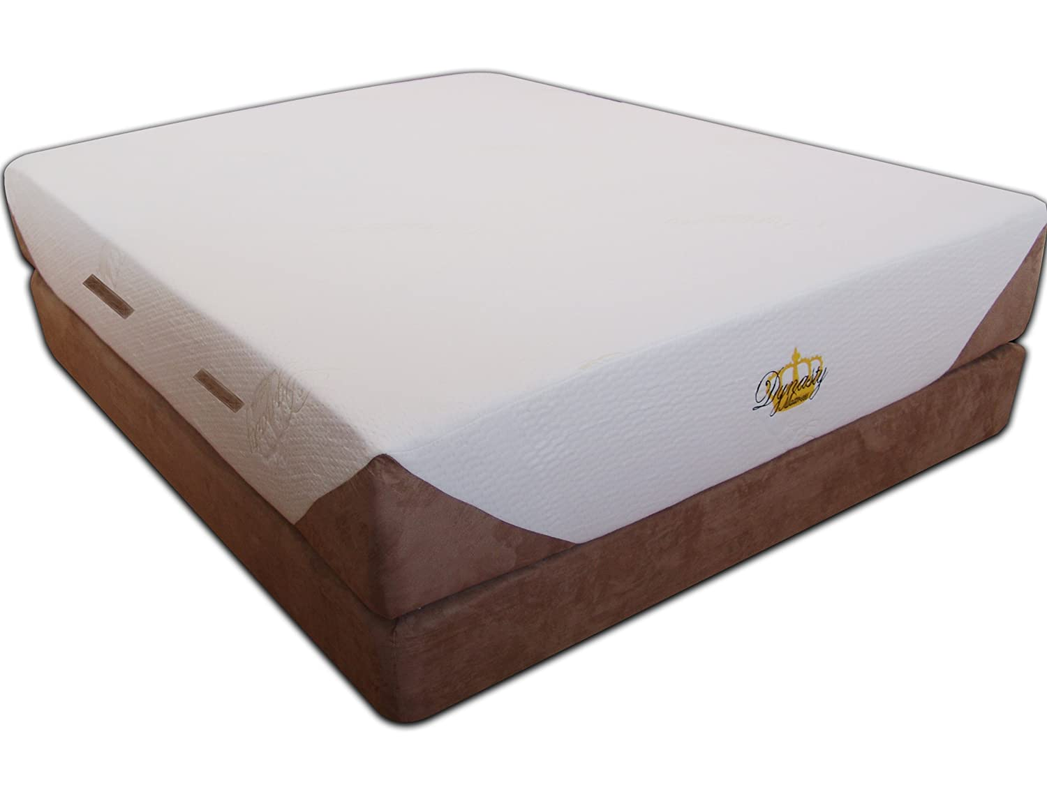Dynastymattress Cool Breeze 12 Inch Gel Memory Foam Mattress Bed Mattress Sale