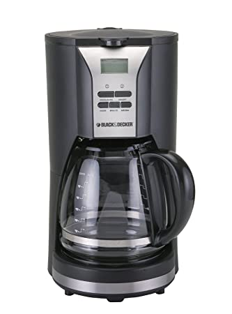 Black & Decker DCM90 1000-Watt Programmable Coffee Maker at amazon