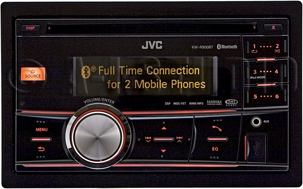 how to delete bluetooth device from jvc unit