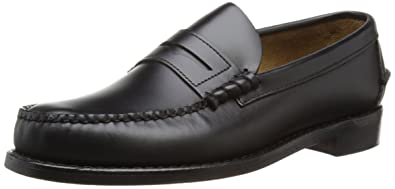 Men's New Style Sebago Leather Loafer Discount Shopping Colors Options