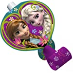 Hallmark Disney's Frozen Party Blowouts|8 pcs