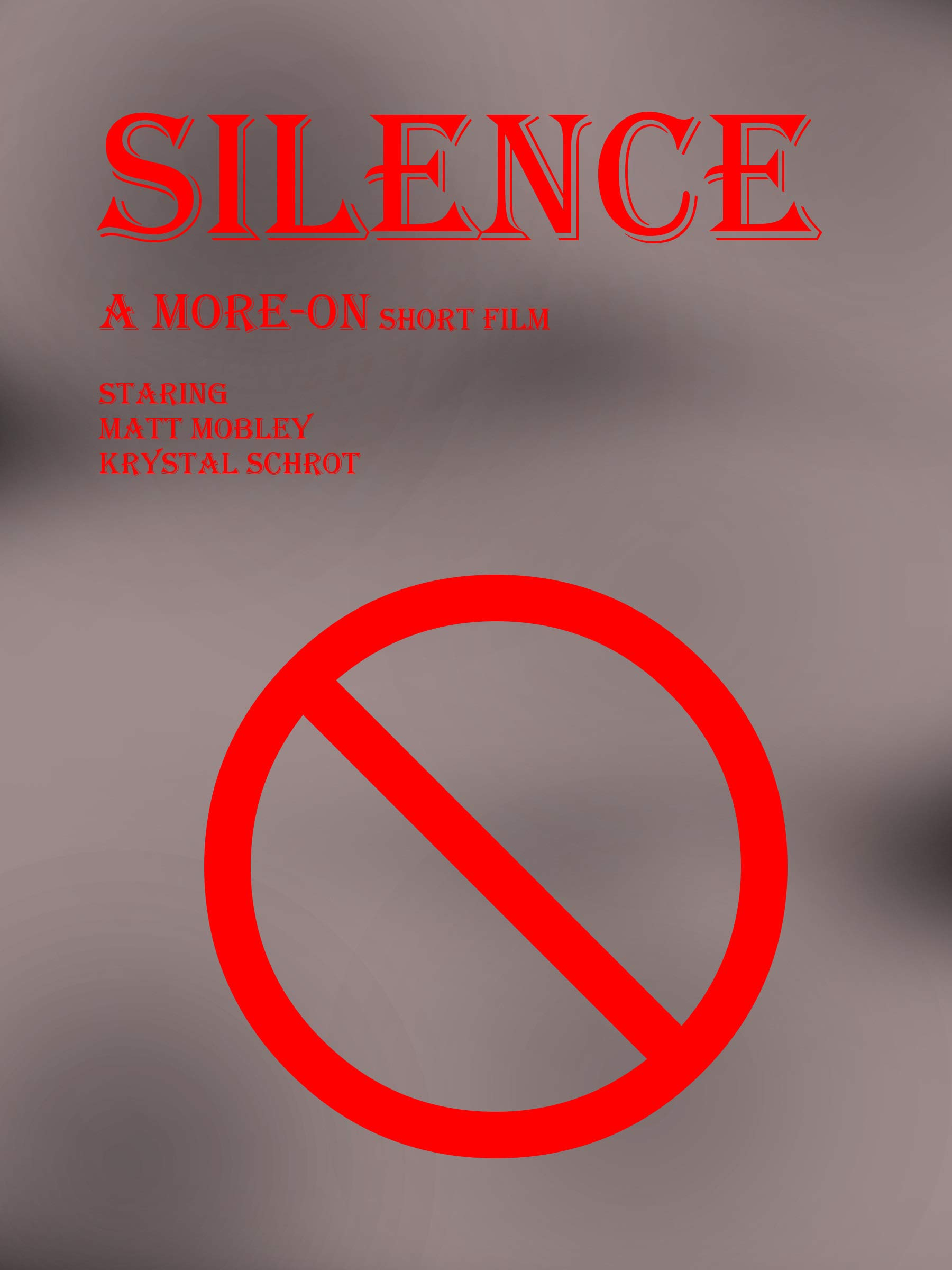 Silence on Amazon Prime Instant Video UK