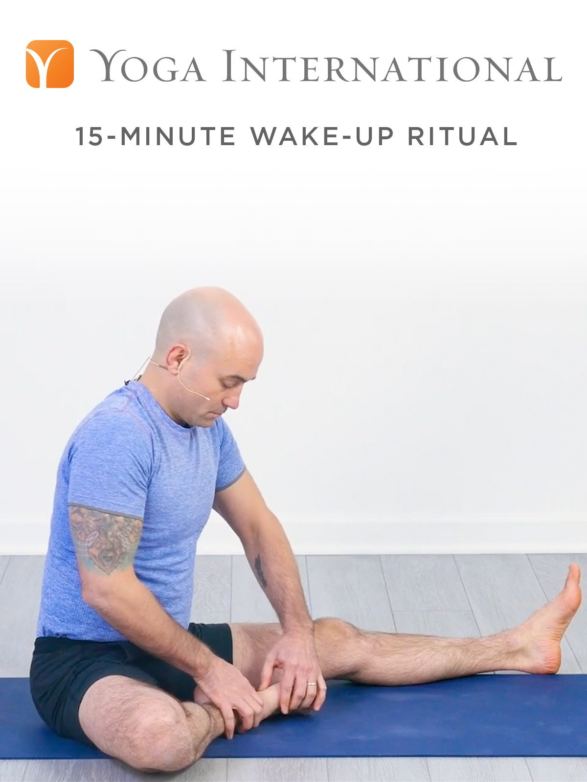 15-Minute Wake-up Ritual