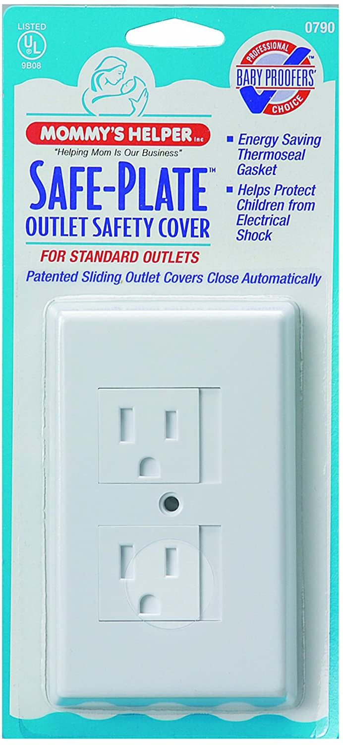 baby proofing outlets