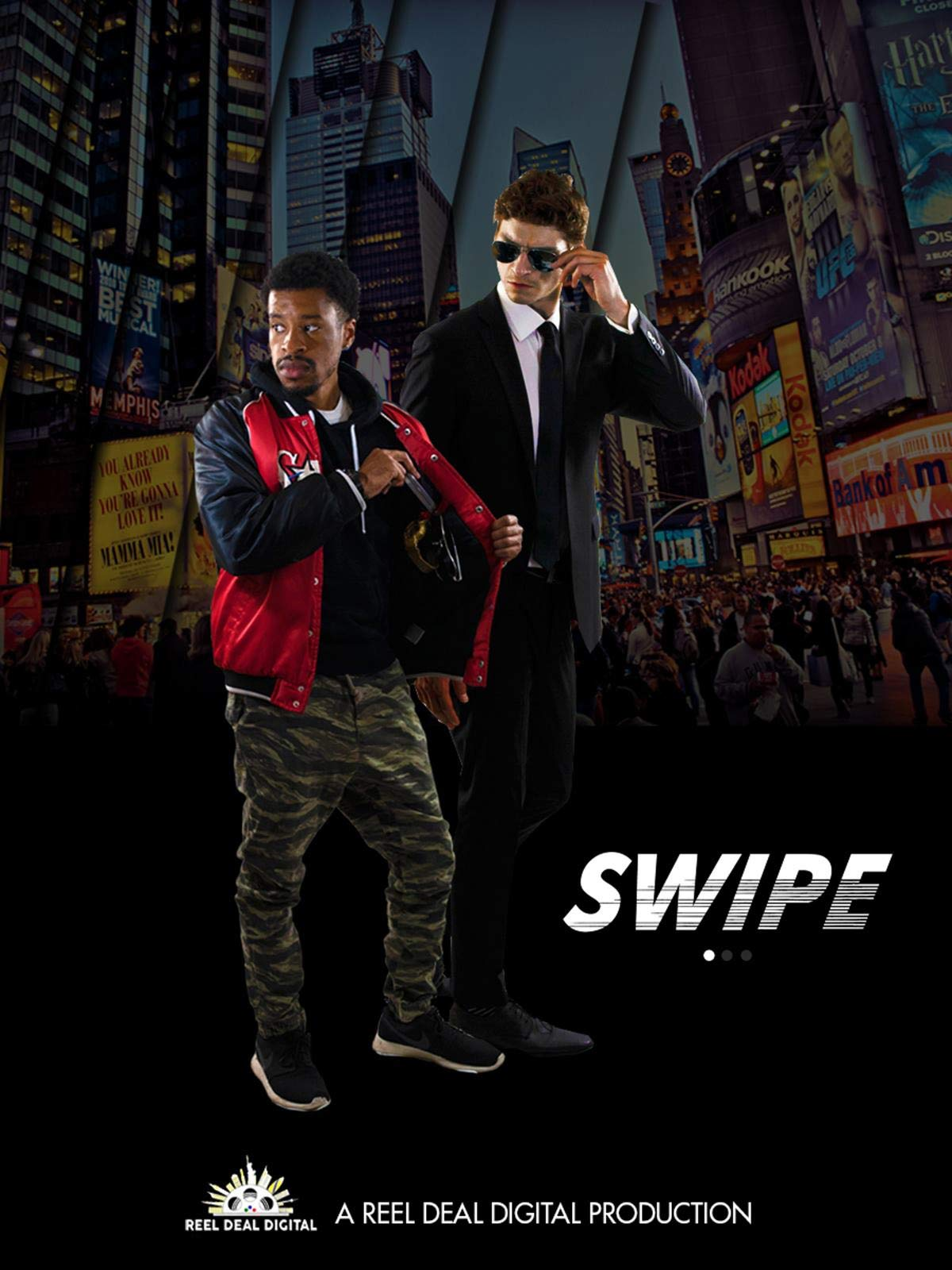 Swipe on Amazon Prime Video UK
