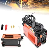 Welding Machine Set,Mini Electric Welder Handheld ARC Welding Machine DC Inverter Welder Machine 220V 20-250A