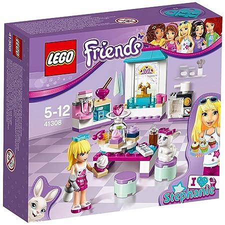 LEGO - 41308 - Friends - Jeu de construction - LesGâteaux de l'Amitié de Stéphanie