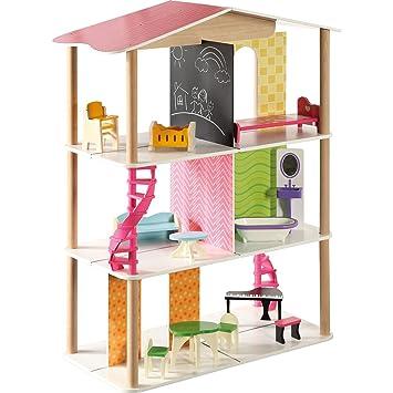 Small Foot - 7809 - Maison de poupée - Charlotte