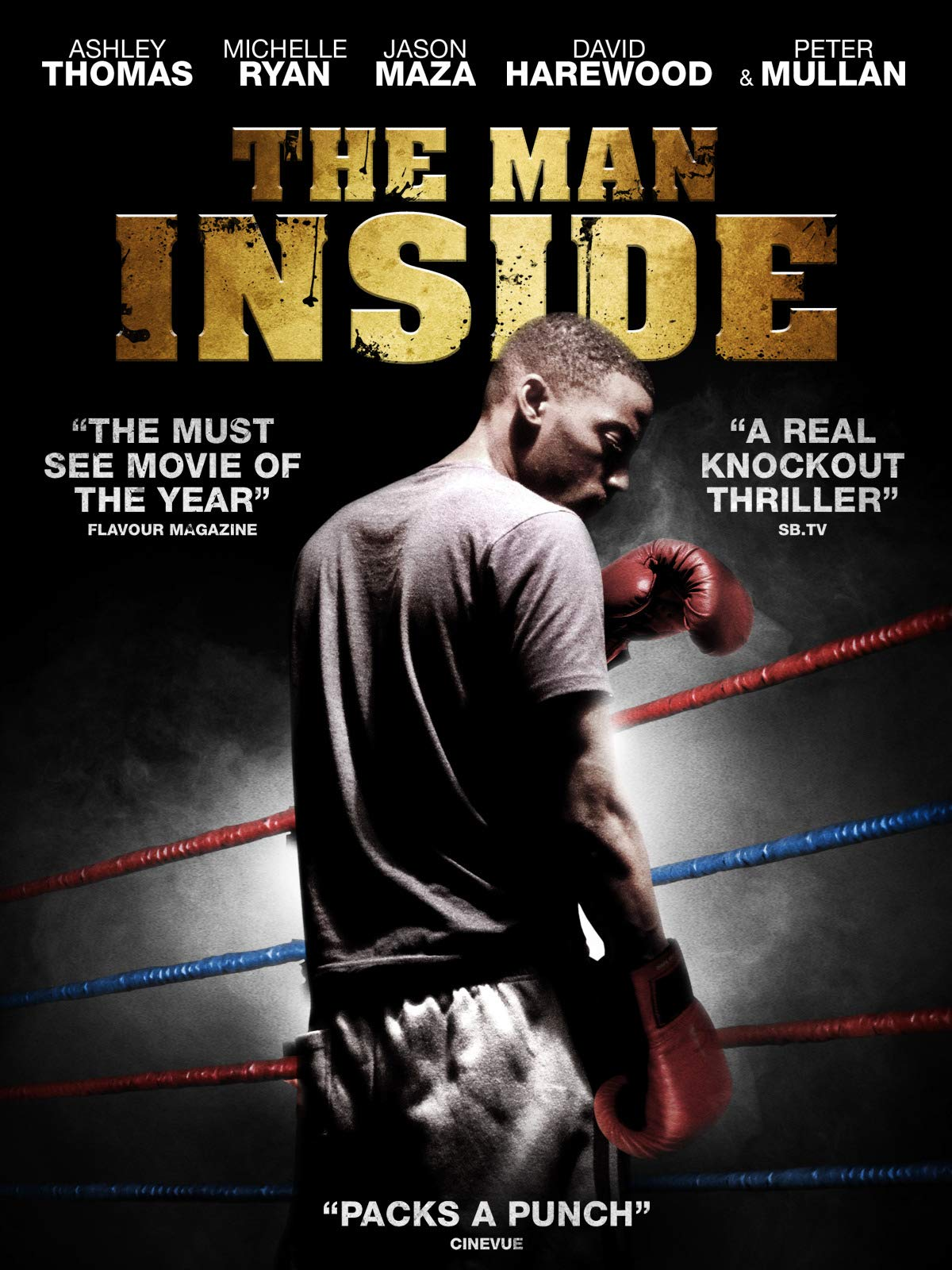 The Man Inside on Amazon Prime Video UK