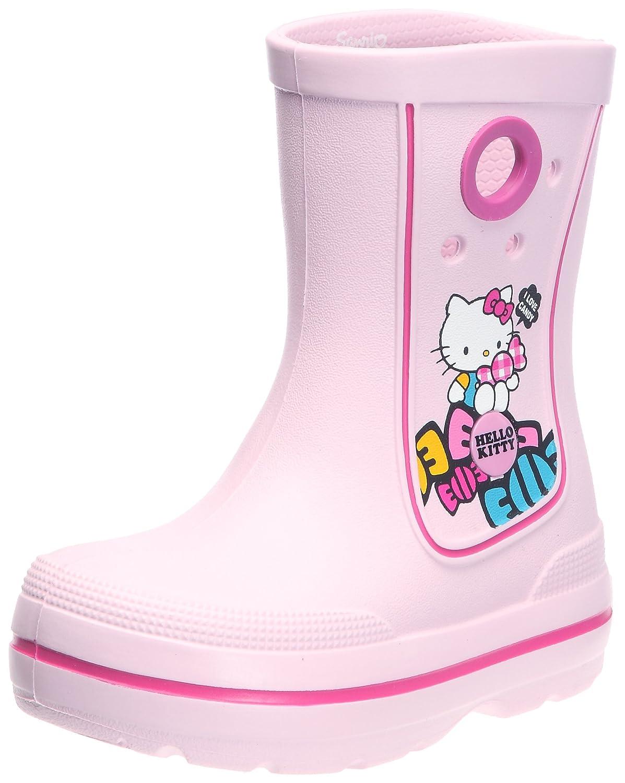 Crocs Jaunt Hello Kitty (Europe), Mädchen Stiefel