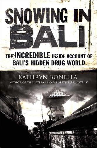 Snowing in Bali written by Kathryn Bonella