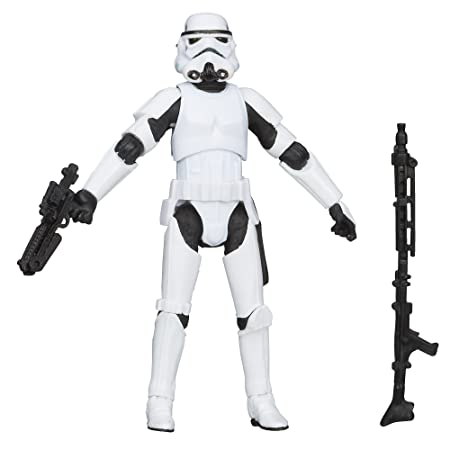 STAR WARS : FIGURINE STORMTROOPER #13 - THE BLACK SERIES 3