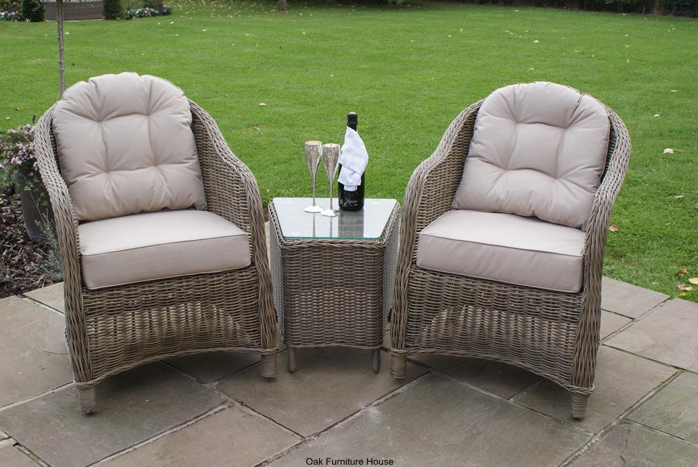 Oak Furniture House Boston Gartenmöbel Rattan Lounge Tisch Und