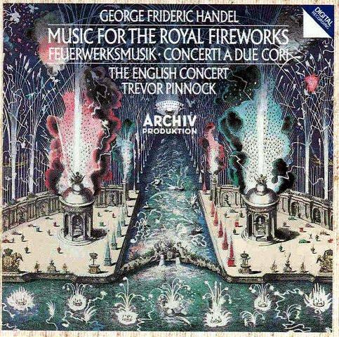 Handel;Fireworks Music