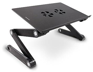 Lavolta tablette ajustable pour pour ordinateur - Table de ventilation pour pc portable ...