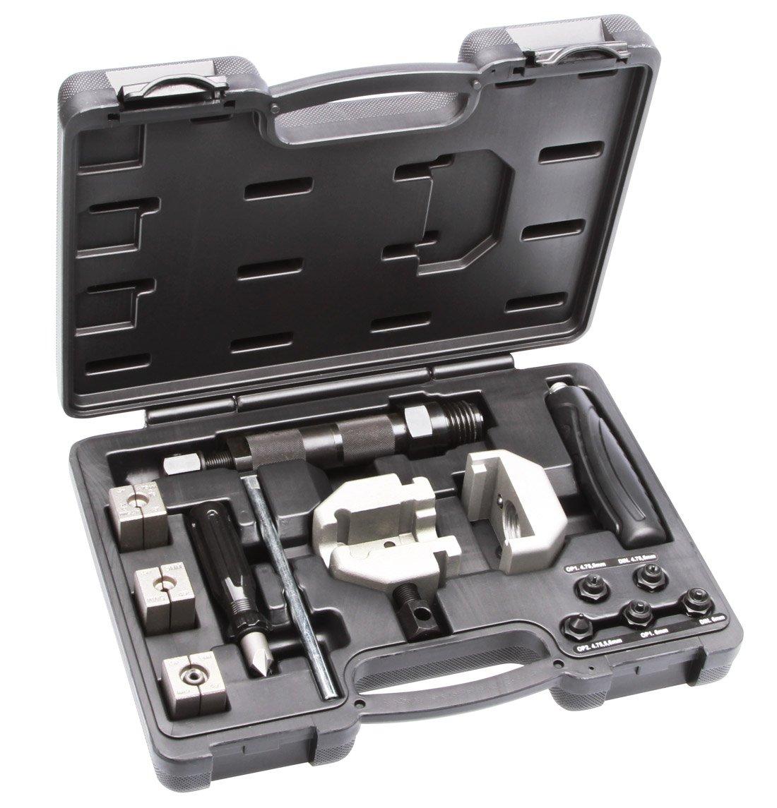 Mobiles hydraulisches Bördelgerät für Bremsleitungen  BaumarktKritiken und weitere Informationen