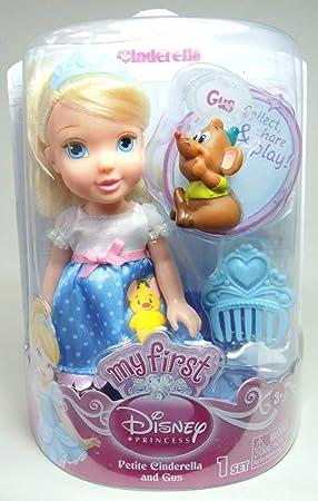 mon premier (japan import) Disney Princess Disney Princess Petite Cendrillon et Gus