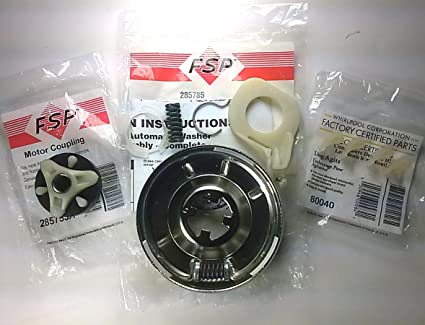 285785 WASHER CLUTCH KIT INCLUDES COUPLER AND AGITATOR