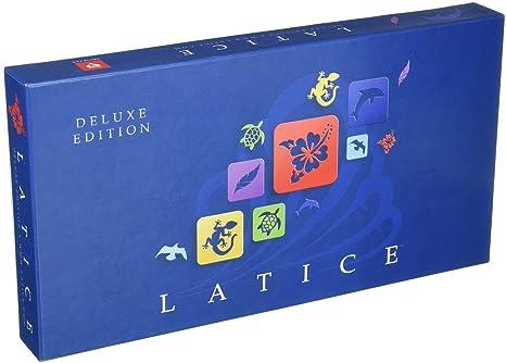 Latice Deluxe - Jeu de Société (nouvelle édition)