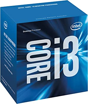 Intel Core i3-6100 3.7 GHz Desktop Processor Bundle