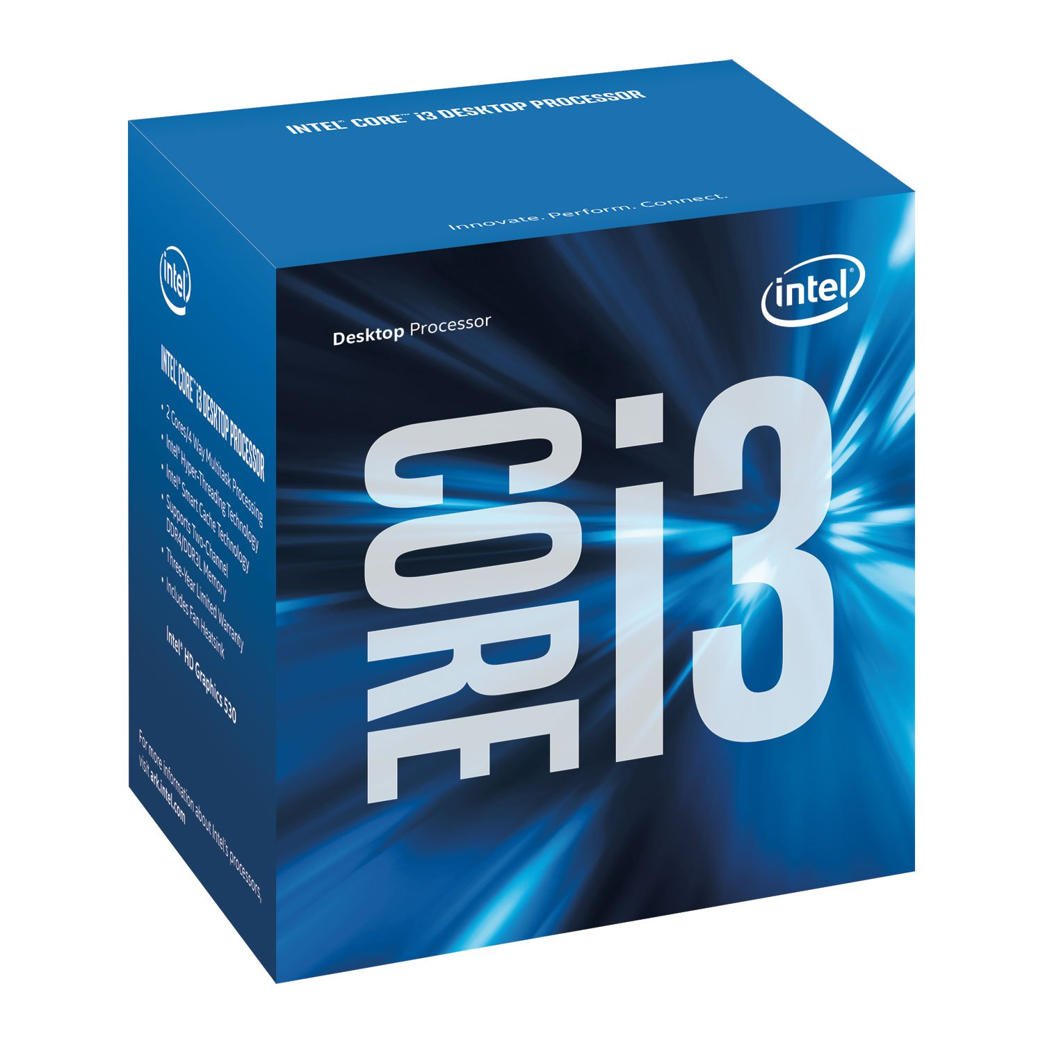 Intel Core i3-6100 6th Gen
