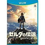 Legend of Zelda Breath of the Wild Wii U ( Region : Japan) game soft
