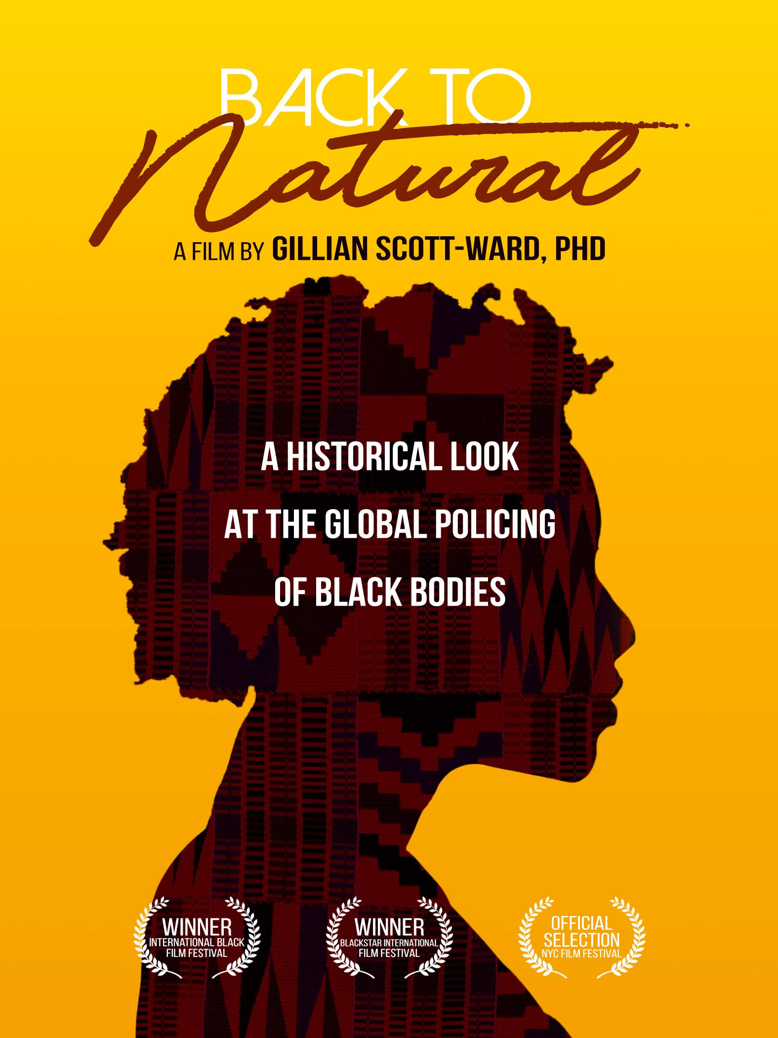 Back to Natural on Amazon Prime Video UK