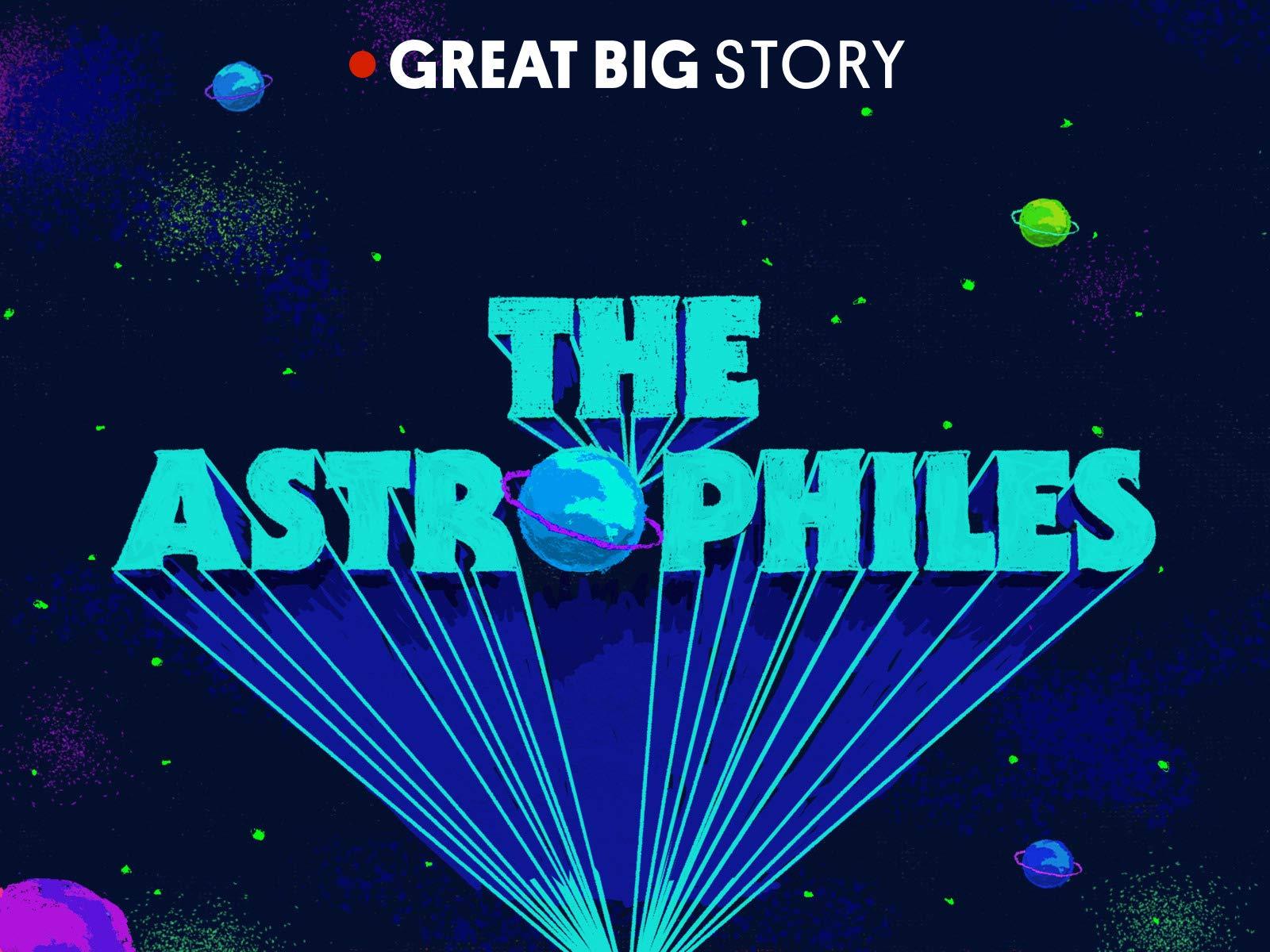 The Astrophiles - Season 1