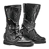 Sidi Adventure 2 Gore-Tex Boots (BLACK) (Color: Black, Tamaño: EC 46)