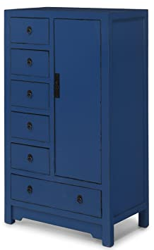 Holly Blue 6 Drawer Chest