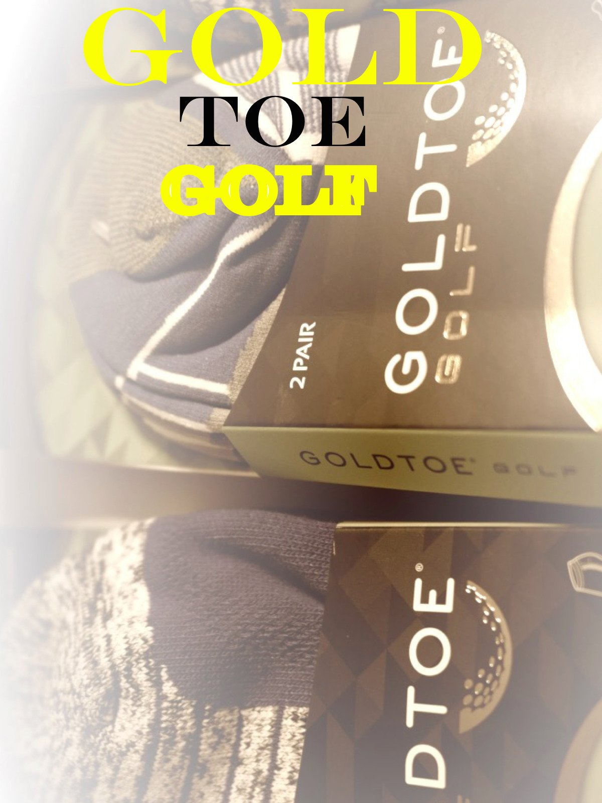 Review: Gold Toe Golf