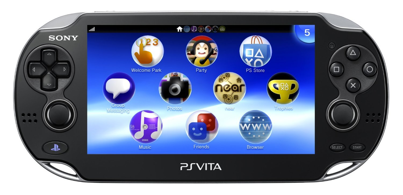 Videoconsola Sony PS Vita Wifi