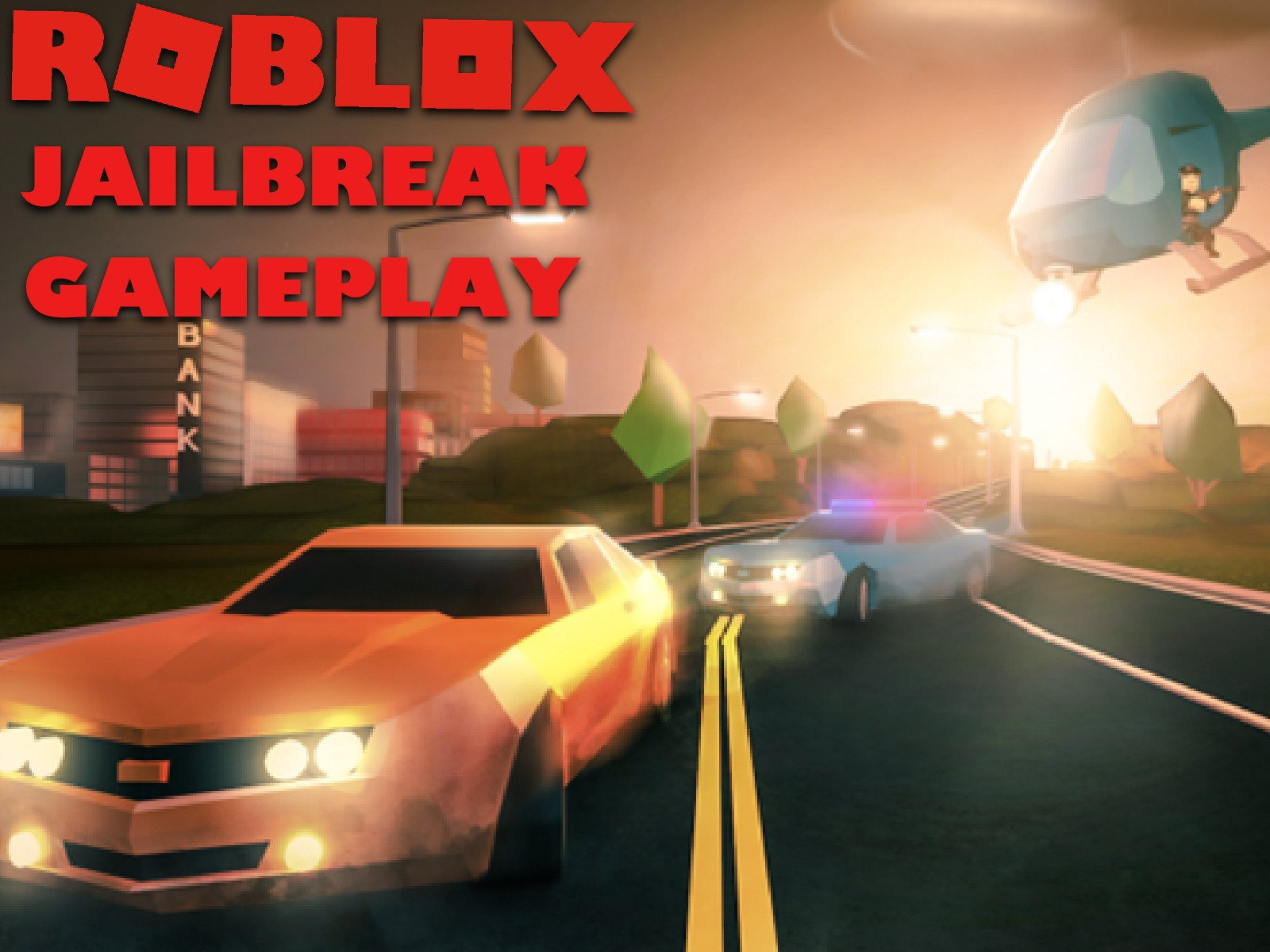 Clip: Roblox Jailbreak Gameplay