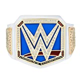 WWE Smackdown Women's Championship Toy Title Belt Gold (Color: Gold, Tamaño: Large)