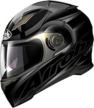 Airoh MVSH17S Casque, Decal, Taille : 55-56 cm